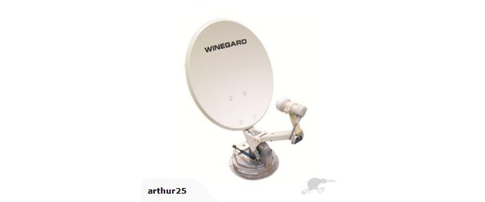 Winegard DS-5 Crank-Up RV Satellite 							<br>•The only EMC tested and C-Tick approved Winegard in New Zealand! 							<br> 							<br>Product Description: 							<br>•The DS-5 is easy to install and is operated via Winegard Digital Sensor.  							<br>•Suitable for use on caravans, pop tops and motorhomes this is an economical option to have satellite TV on the move. 							<br>$990.00 							<br>Enquiries 0274330409