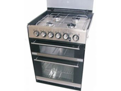 Product Description: 								<br>4 Burner, Gas Oven and Grill 								<br>Overall dimensions: 644 X 513 X 500 (HxWxD) 								<br>Oven capacity: 36 litres, Weight: 27.5kg 								<br>Total heat input: 8.6kW 								<br>Price: $1,490.00